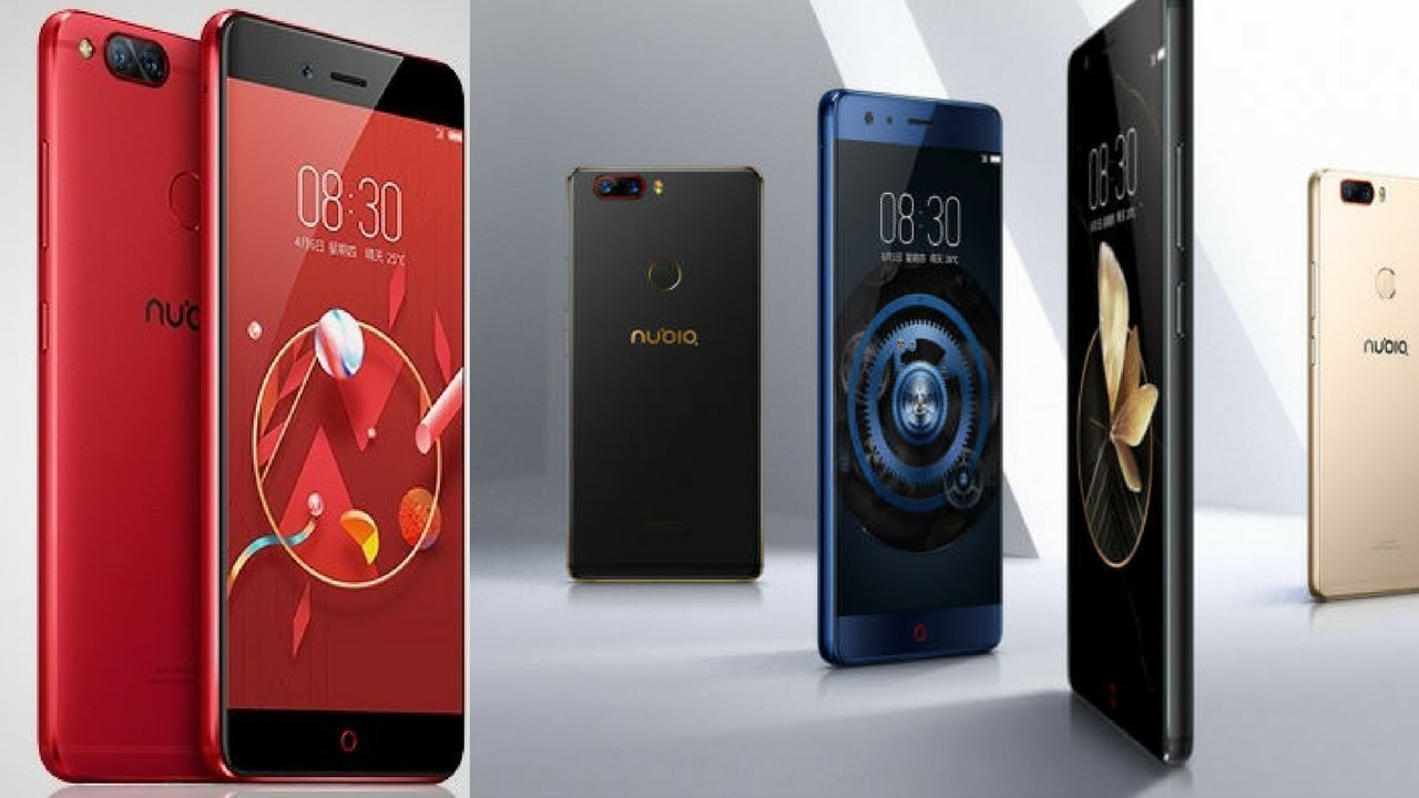 New Nubia Z17 charges to 50% in 20 mins, first to use Qualcomm Quick Charge 4+