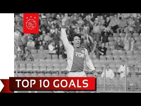 TOP 10 GOALS - Marco van Basten