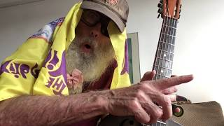 Guitar Lesson. Life Lesson. Messiahsez Teaches How To Play Blues And Deal With Pain!