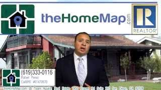 Spring Real Estate Market Update 619 San Diego theHomeMap.com