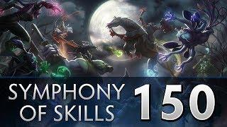 Dota 2 Symphony of Skills 150