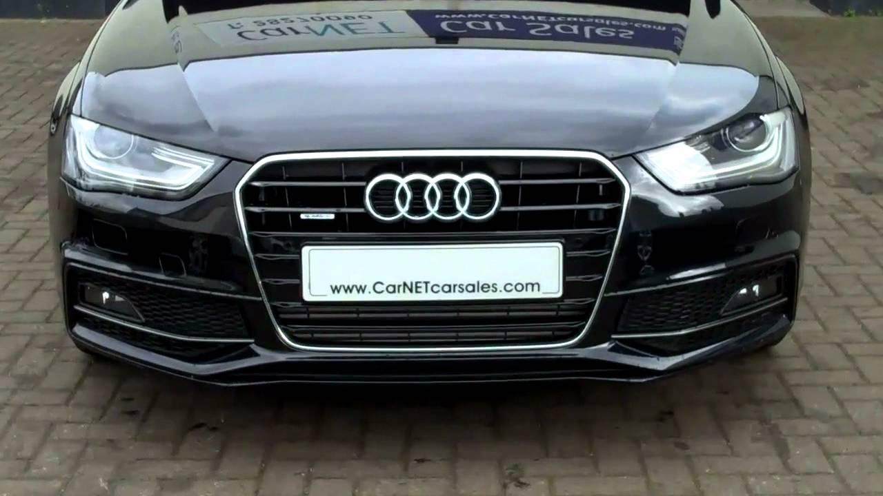 2013my Audi A4 30tdi Quattro S Line Youtube