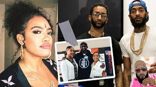 Nipsey Family CANCELS His Baby Mama Tanisha! REFUSES ALL PHONE CALLS!