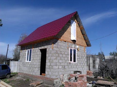 Отделка дачи:пол, стены, потолок, окна, дверь