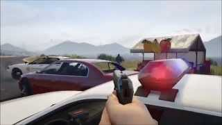 GTA 5 Police Roleplay Online