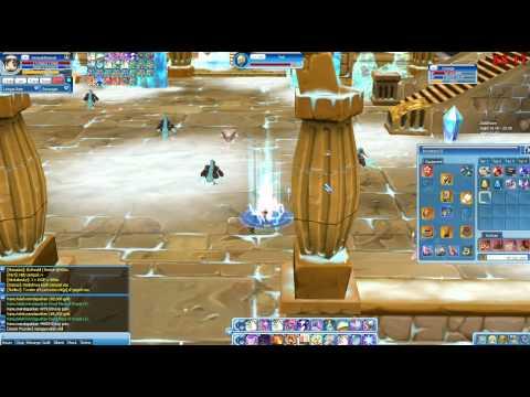 Saint lvl 150 Hunt Ancient cristal empire @luna plus private server indonesia