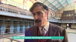 Houdini & Doyle - A Victorian X-Files | This Morning