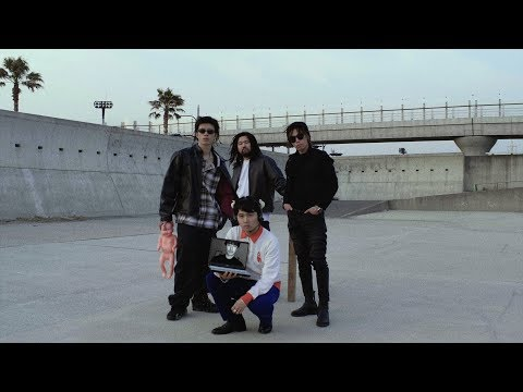 OKAMOTO'S 『ART( OBKR / Yaffle Remix ) feat. Gottz,Tohji,Shurkn Pap』MUSIC VIDEO