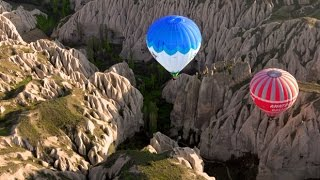 Cappadocia, Turkey: Hot-Air Balloon Ride