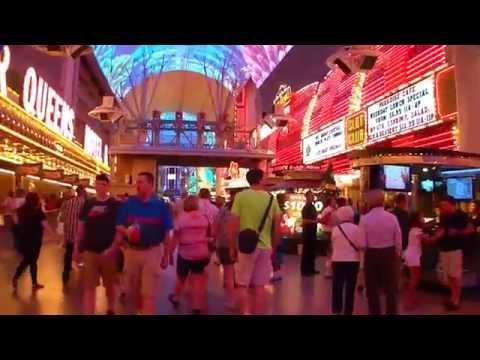 Las Vegas Sin City (Spring 2014) @ Fremont Street Experience