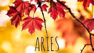 ARIES NOVEMBER 2018 🦃🍁🍂 LOVE TAROT READING