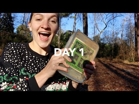 You Win Some, You Lose Some (12 Days of Geocachemas)
