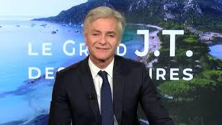 Le déconfinement au menu du Grand JT des territoires de Cyril Viguier sur TV5 Monde