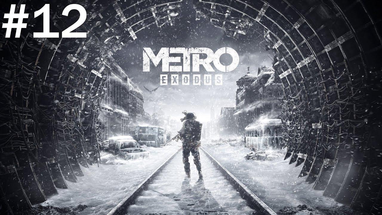 Metro Exodus - Gameplay ITA - Walkthrough #12 - In cerca di risorse