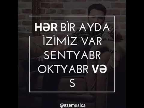 Asif Məhərrəmov Sənsiz Elə Darıxıram