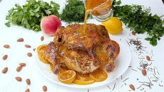 Запеченная курица с лимоном - Рецепты от Со Вкусом