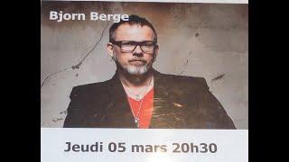 Bjorn BERGE - Once Again @ Salle Nougaro