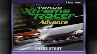 CGR Undertow - TOKYO XTREME RACER ADVANCE review for Game Boy Advance