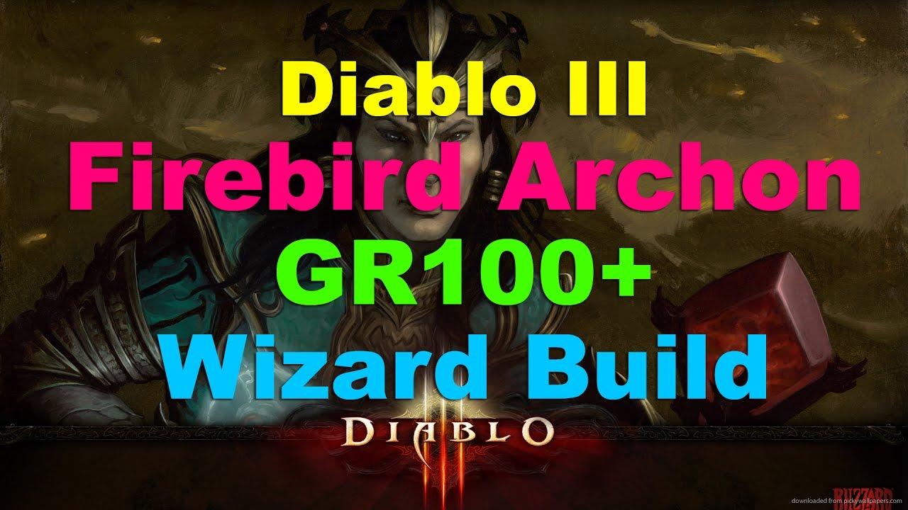 wizard firebird archon build 2.4.3