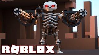 TERMINATOR IN ROBLOX !?