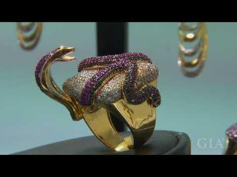 Andy Lucas: Brazil's Feninjer Jewelry Show