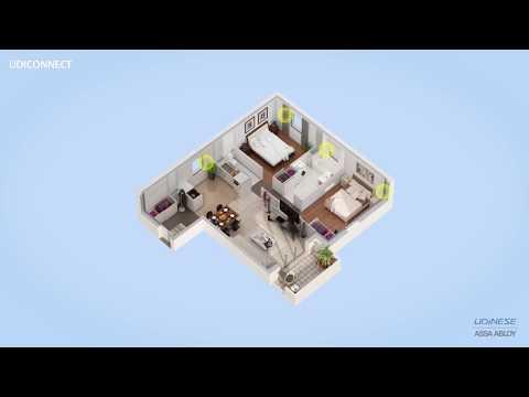 Vídeo de Instalação em Animação 3D - Persiana Motorizada