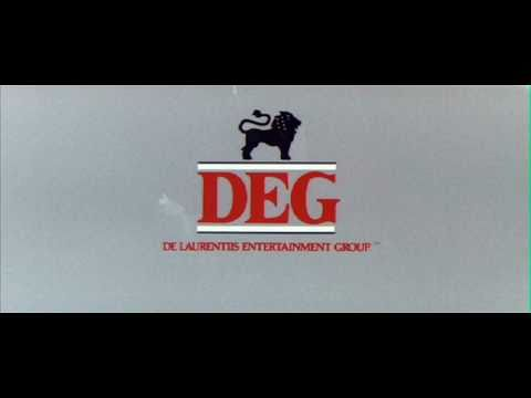 DeLaurentiis Entertainment Group 1986 logo