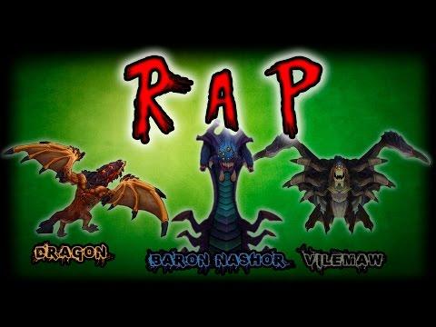 Rap del LOL ||| Vilemaw VS Dragon VS Nashor ||| SHARKNESS