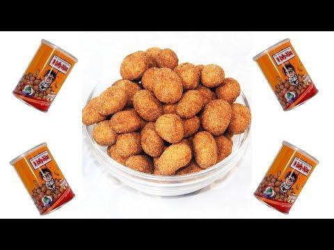 Coated Peanuts, Peanut Burger, Peanuts | All Nigerian Recipes