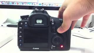 캐논 EOS 7D 연사 성능 테스트