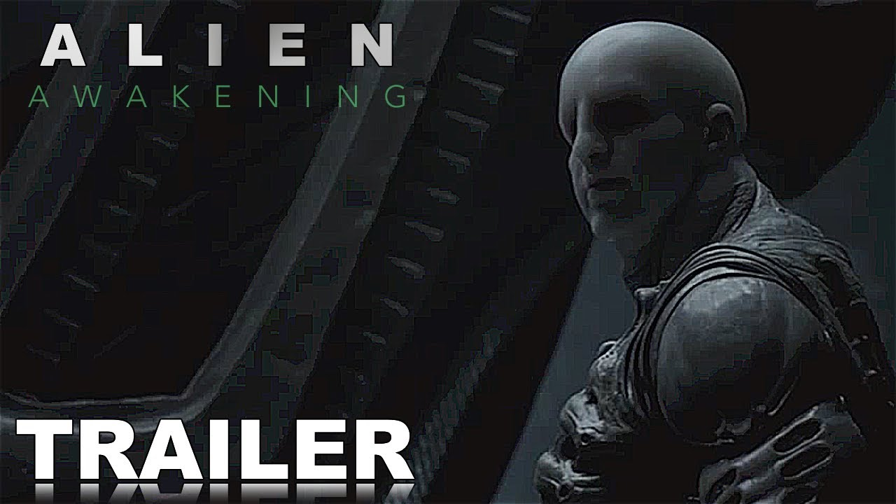 Alien Awakening Fan Made Trailer