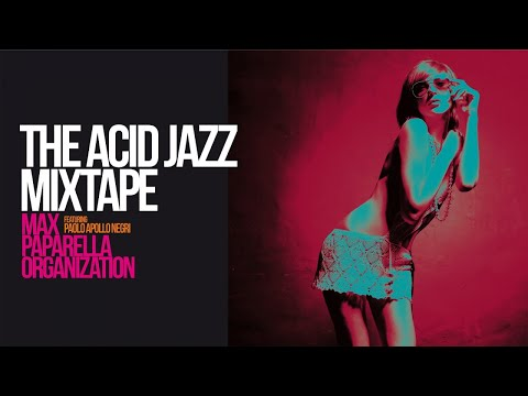 Best of - The Acid Jazz Megamix