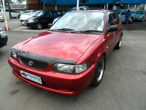 2004 TOYOTA TAZZ TAZZ 1 3 Auto For Sale On Auto Trader South Africa