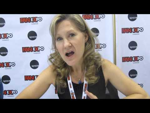 Veronica Taylor - Voice of Ash Ketchum on Pokemon