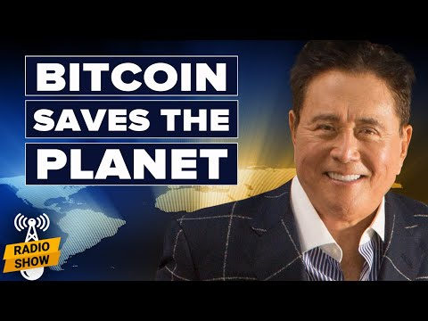 Why the World Needs Assets Such as Bitcoin -  Robert Kiyosaki and Jeff Booth