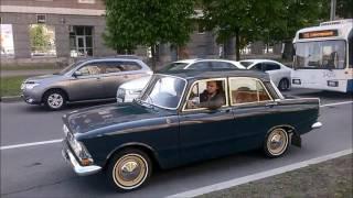 Парад ретро транспорта в Санкт-Петербурге(, 2016-05-27T14:55:38.000Z)