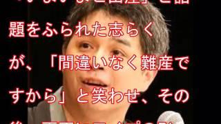 TBS系情報番組「ひるおび!」の辛口コメンテーターとしても活躍する...