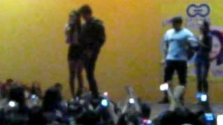 Kathryn Bernardo Singing TL Ako Sayo at KATNIEL Mall Show in Tagum, Davao City