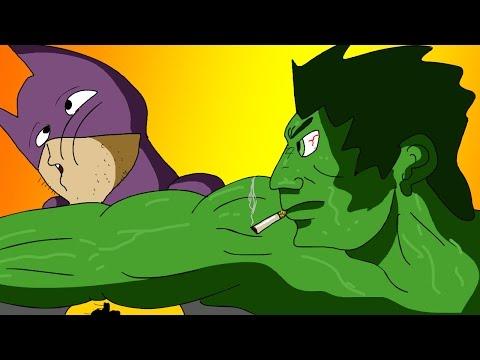 Hulk vs Batman thumbnail