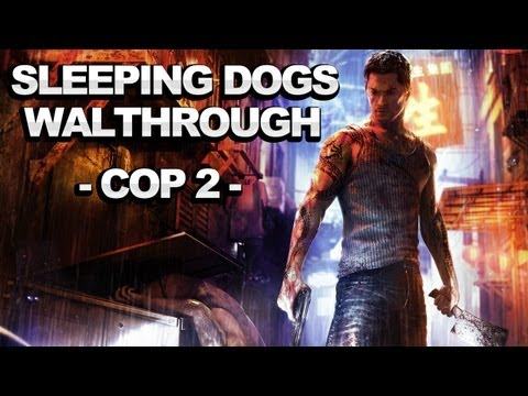 Sleeping Dogs - Cop Side Mission 2 - Popstar Lead 2