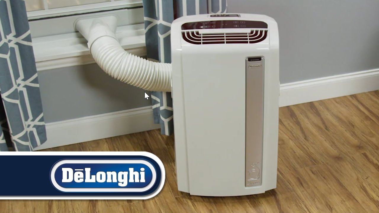 Delonghi Pinguino Whispercool An140hpewkc Portable Air Conditioner Product Overview
