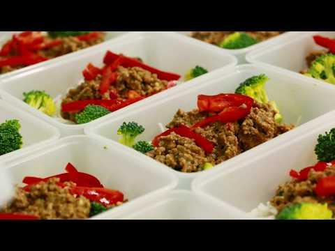 Gym Food Australia - Behind the scenes!