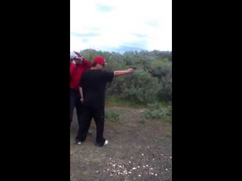 Shooting a Deuce deuce
