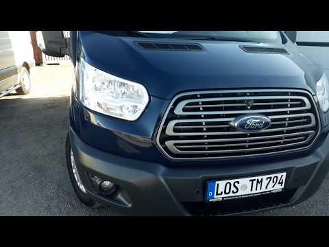 ФАРШИРОВАННЫЙ Ford Transit на комплектации! 17000$ 2015!
