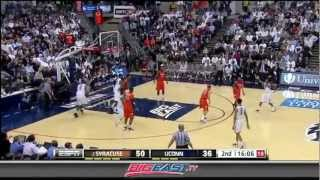 Andre Drummond Freshman Highlights 2011-2012