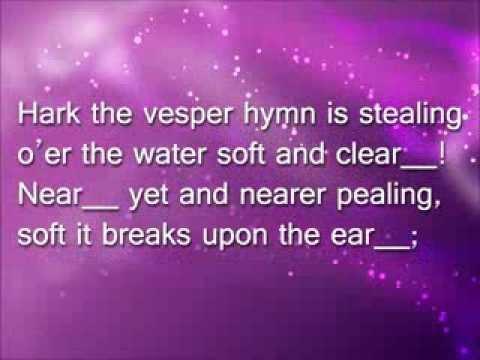 VESPER HYMN (melody only version)