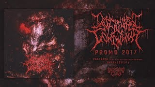 DISFIGURED GONDWANA - VAALBARA / ANAPHRODISITY (2017) [FULL PROMO STREAM]