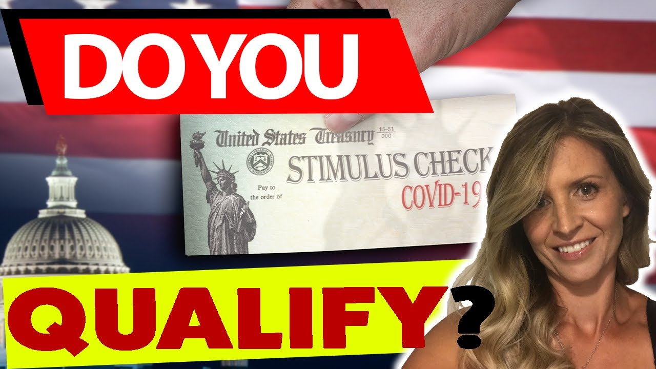SECOND STIMULUS CHECK | DO YOU QUALIFY? - YouTube