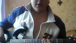 Пример игры на гитаре с бодуна
