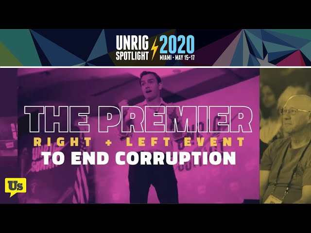 Announcing Unrig Spotlight 2020 in Miami